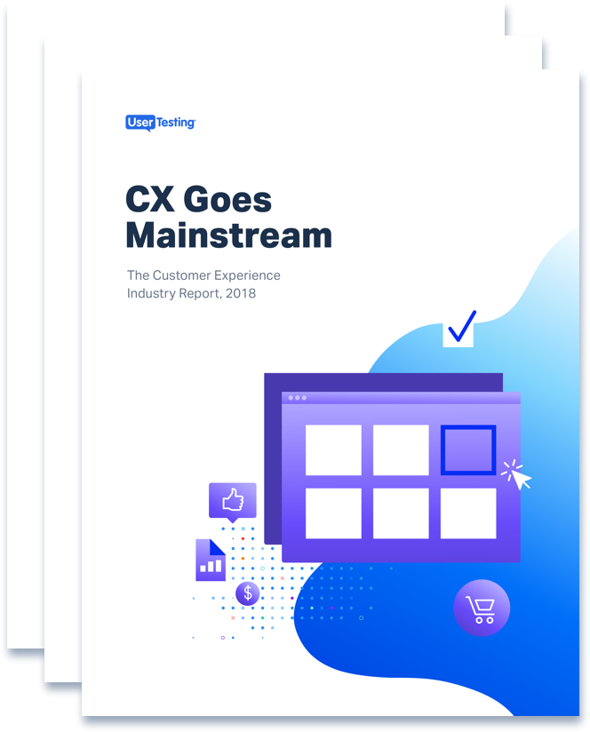 CX Report cover