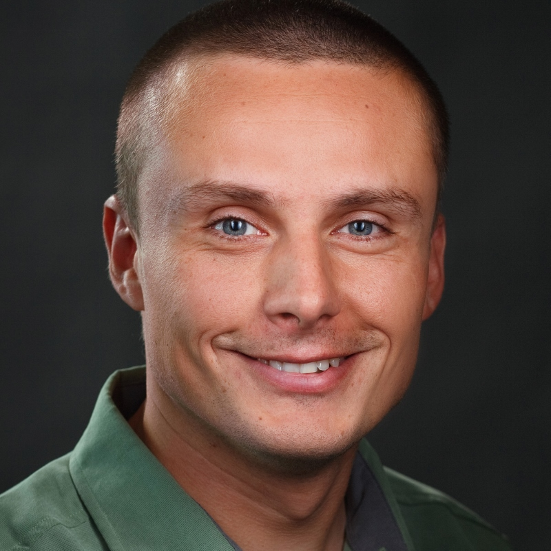 Headshot of Luke Wroblewski